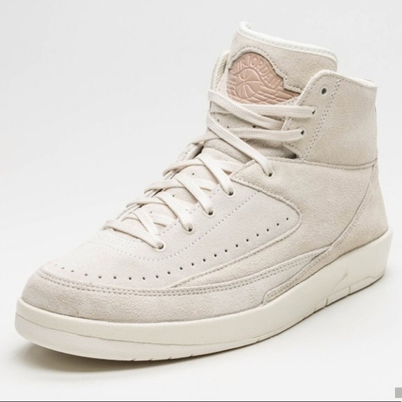 3df6e02169d4 Nike Air Jordan 2 Retro Decon Sail-Beige